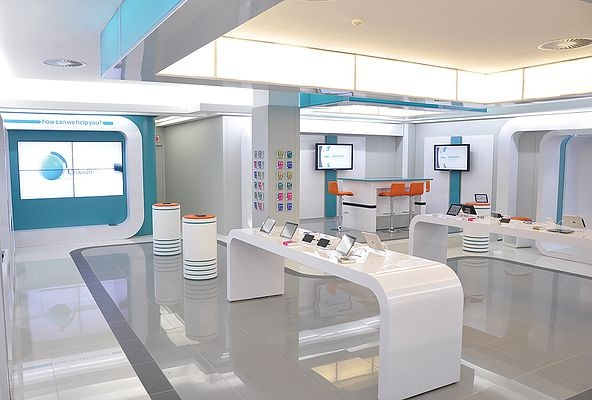 Experts say many bank branches across Africa will soon come to look like an Apple Store.