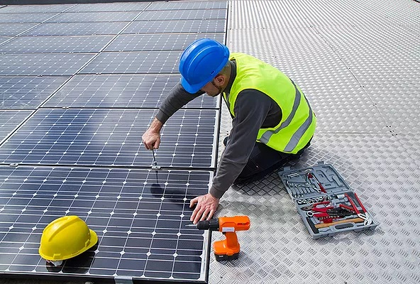 African engineers and entrepreneurs with skills that can enable them to develop solar powered electricity systems and micro grids are exploring the limitless opportunities being offered by renewable energy.