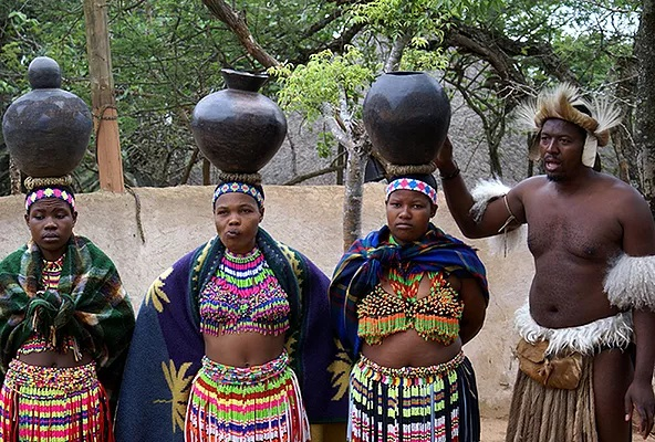 The Zulus – Africa's Warriors & South Africa Largest Ethnic