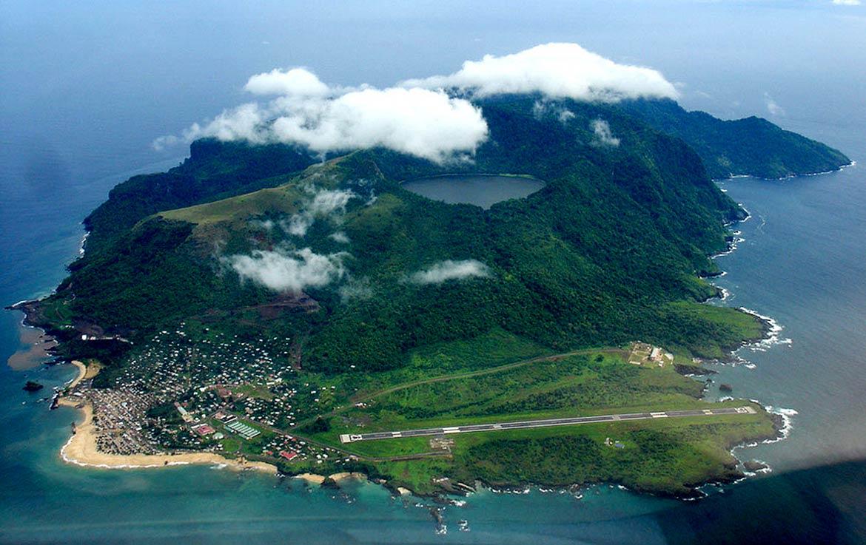 Nomad Afriaca_ Annobon-island