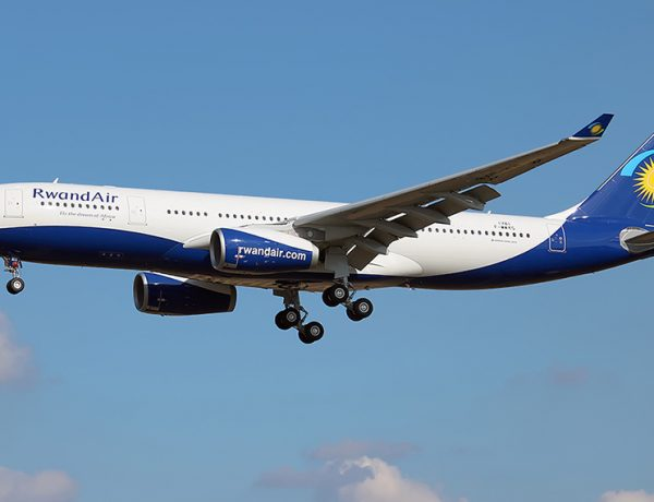RwandAir Partnership with Lufthansa Systems Brings Customers Competitive Prices