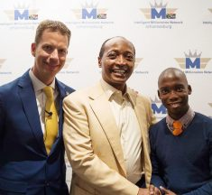 """""""I want to create opportunity for young people and inspire them."""" – Mfundo Shozi"""