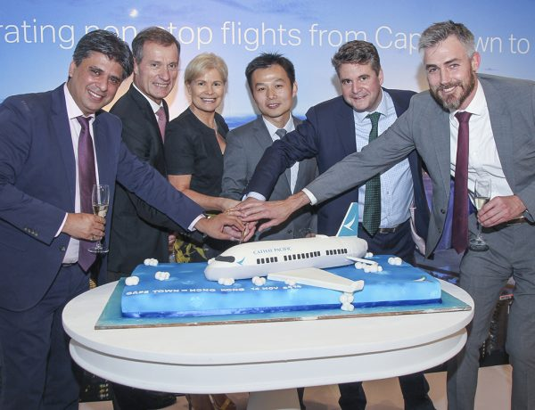 Cathay Pacific Commences Non-Stop Flights from Cape Town to Hong Kong