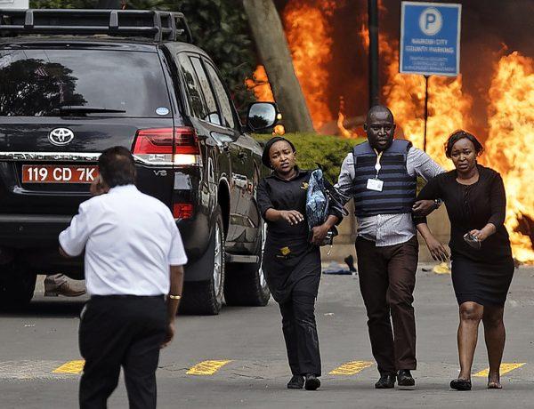 Tourism & Terrorist attacks in Kenya