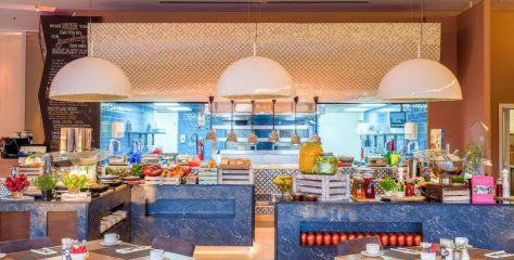 Central One Restaurant Reopens in Style